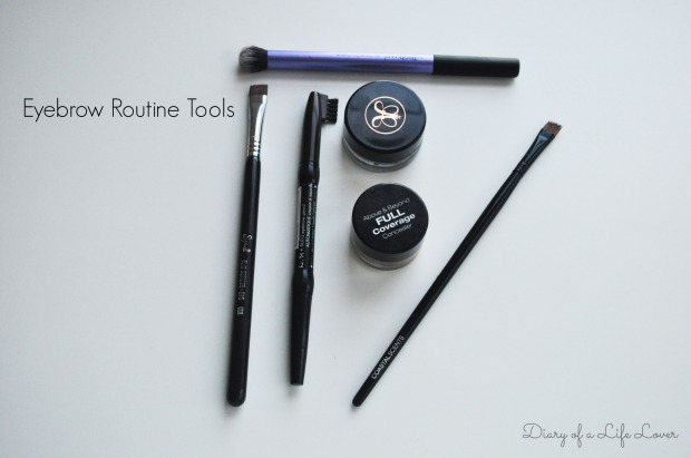 Eyebrow Routine Tools