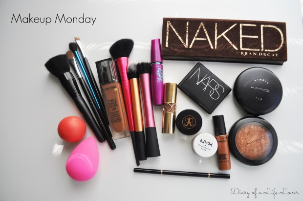Makeup Monday Series #1