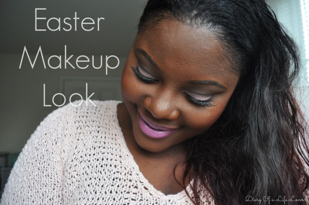 Easter Makeup Look